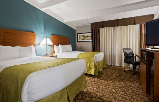 Zimmer Best Western Hospitality Hotel & Suites