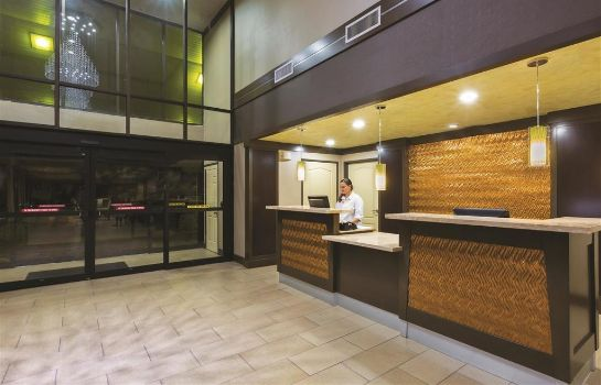 Hotelhalle La Quinta Inn by Wyndham Austin North