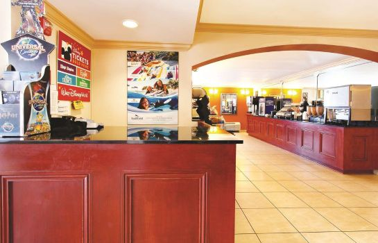 Hotelhal La Quinta Inn Orlando International Dr N
