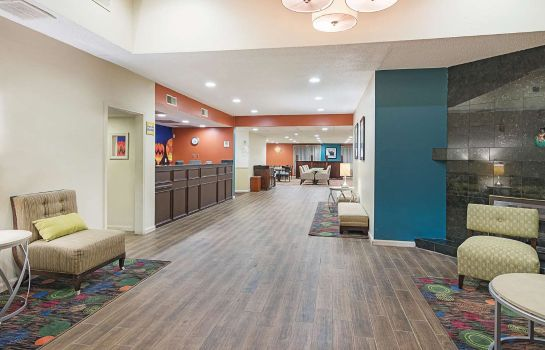Hol hotelowy La Quinta Inn Decatur