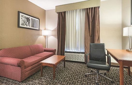 Zimmer La Quinta Inn by Wyndham Decatur