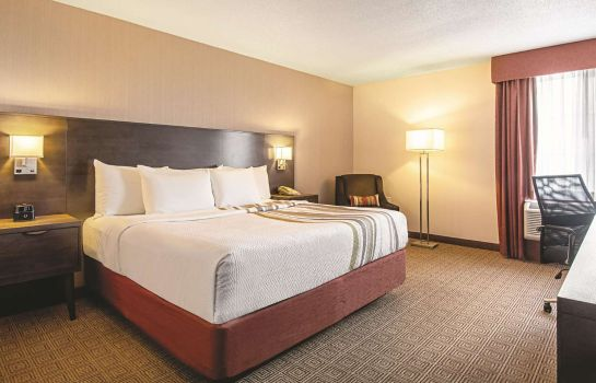 Zimmer La Quinta Inn Vancouver Airport