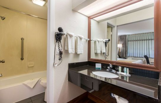 Room Quality Inn Boca Raton University Area Quality Inn Boca Raton University Area