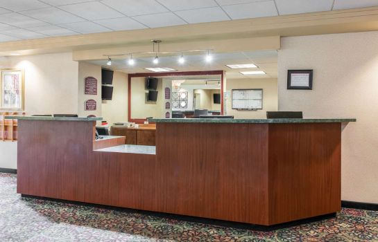 Hotelhalle Econo Lodge Hammond