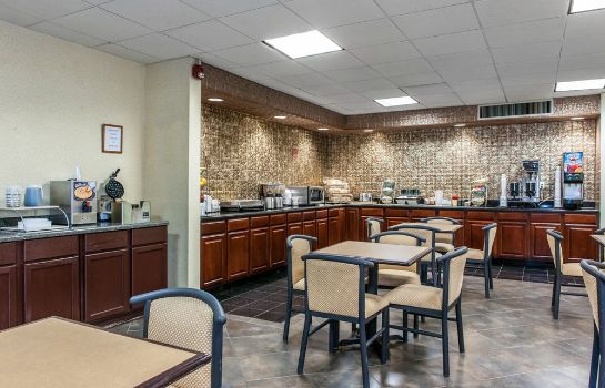 Restaurante Econo Lodge Hammond