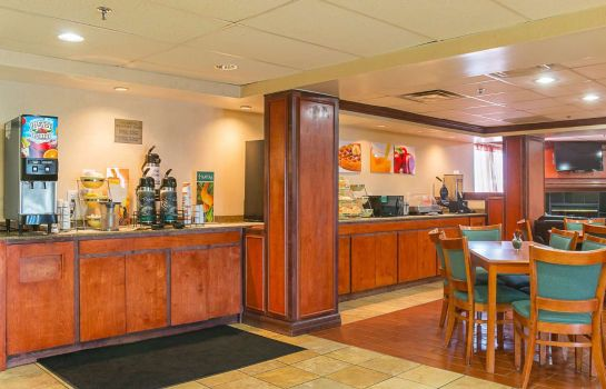 Restaurant Quality Inn and Suites Detroit Metro Air