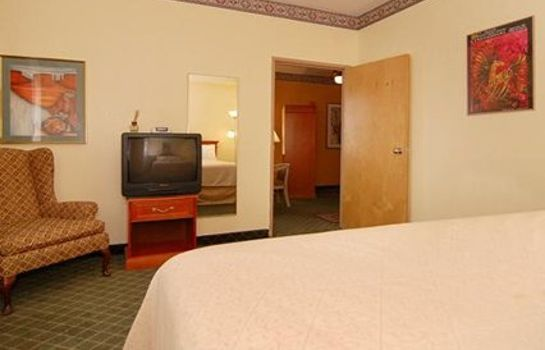 Suite Quality Inn and Suites Gallup I-40 Exit