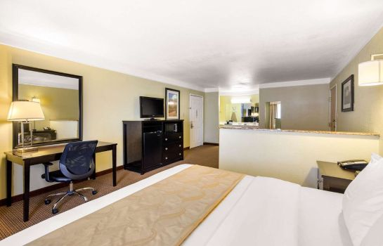 Camera Quality Inn and Suites Gallup I-40 Exit