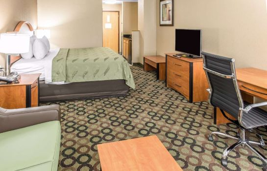 Double room (superior) Quality Inn & Suites