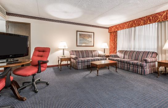 Suite Quality Inn & Conference Center