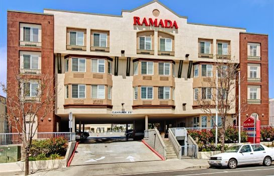 Exterior view RAMADA LIMITED SAN FRANCISCO A