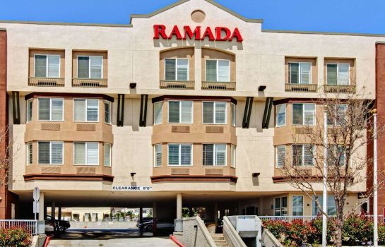 Vista exterior RAMADA LIMITED SAN FRANCISCO A