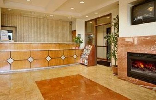 Lobby RAMADA LIMITED SAN FRANCISCO A