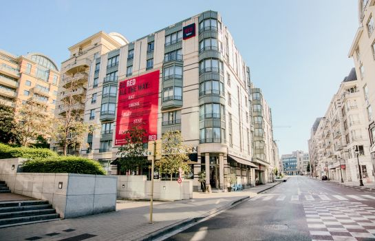 Photo Radisson RED Hotel Brussels