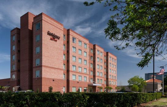 Exterior view Residence Inn Houston West/Energy Corridor