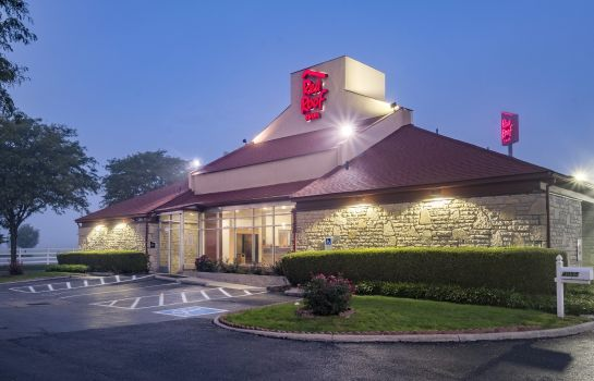 Buitenaanzicht Red Roof Inn Columbus - Grove City
