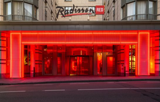 Bild Radisson RED Hotel Brussels
