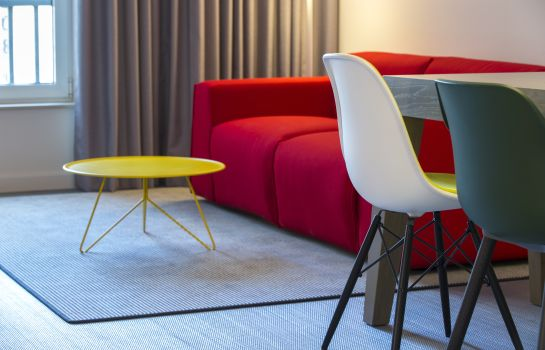 Suite Radisson RED Hotel Brussels