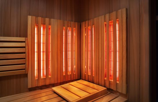 Sauna Brussels Radisson Red Hotel