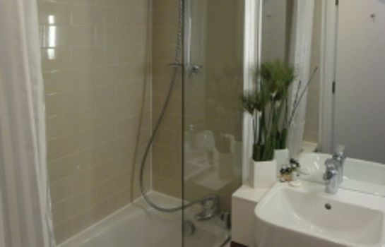 Badezimmer Citadines Apart'hotel Holborn Covent Garden London