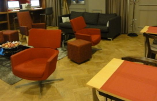 Hotelhalle Citadines Apart'hotel Holborn Covent Garden London