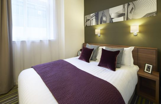 Zimmer Citadines Apart'hotel Holborn Covent Garden London