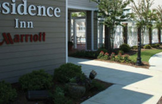 Außenansicht Residence Inn Columbia Northeast/Fort Jackson Area