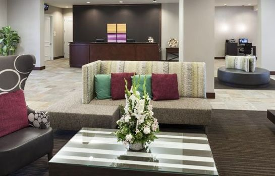 Lobby Residence Inn Houston West/Energy Corridor