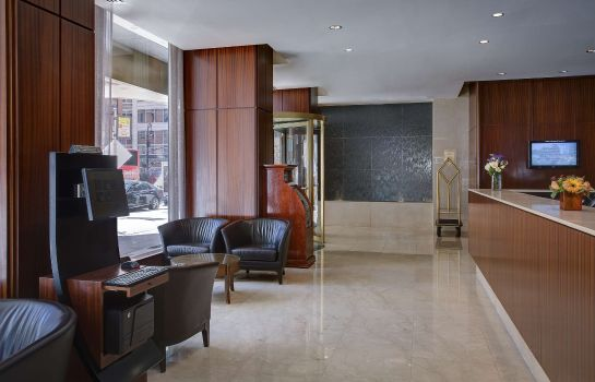 Hall Residence Inn New York Manhattan/Times Square