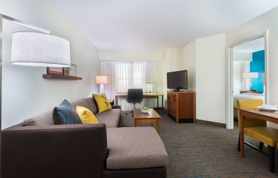 Suite Residence Inn St. Louis Downtown