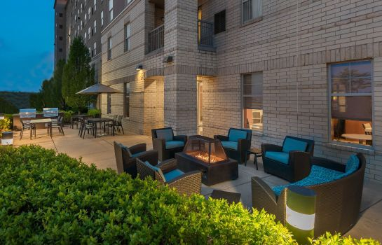 Informacja Residence Inn St. Louis Downtown