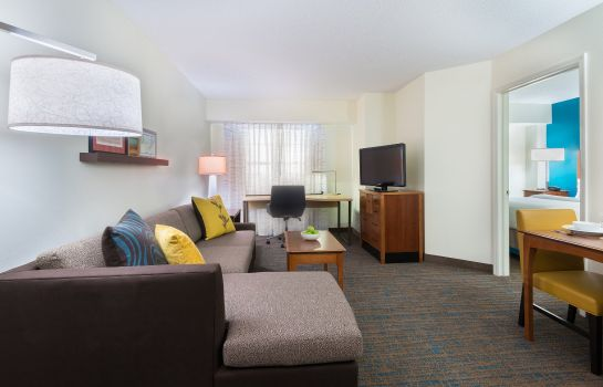 Zimmer Residence Inn St. Louis Downtown