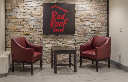 Hotelhal Red Roof Inn Columbus - Grove City