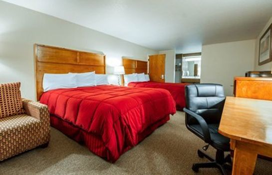Suite Rodeway Inn Humboldt Bay - Redwood Area
