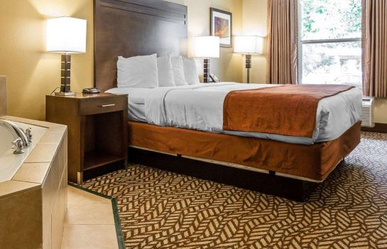 Suite Quality Inn and Suites Montclair