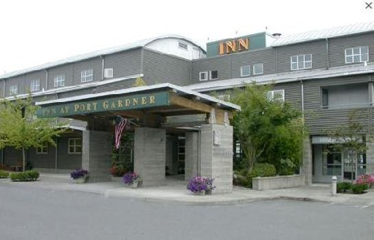 Vista exterior Inn at Port Gardner an Ascend Hotel Coll