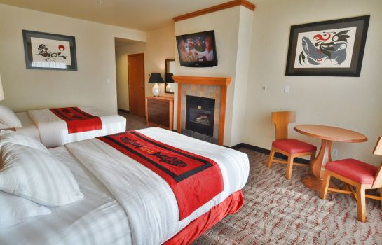Chambre Quinault Beach Resort and Casi