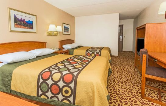 Chambre SUPER 8 COLORADO SPRINGS CO