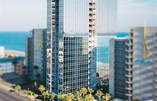 Vista exterior Ascend Resort Collection Bluegreen Vacations Seaglass Tower