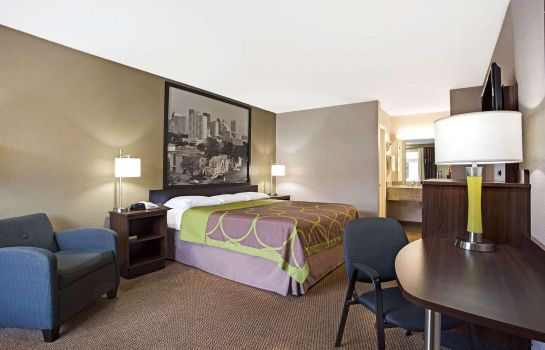 Kamers Super 8 by Wyndham Oklahoma/Frontier City