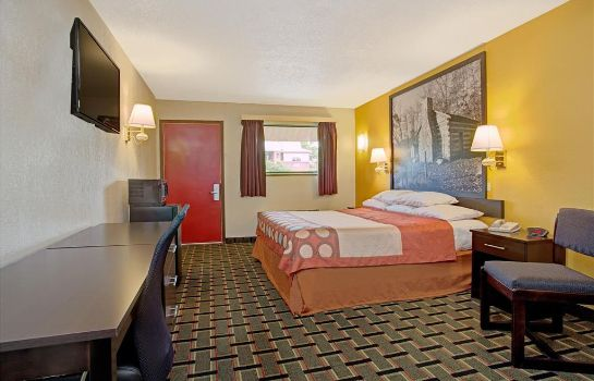 Kamers Super 8 by Wyndham Cincinnati OH