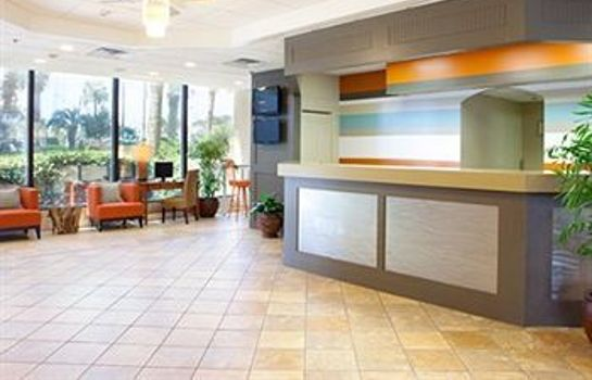 Reception Ascend Resort Collection Bluegreen Vacations Seaglass Tower