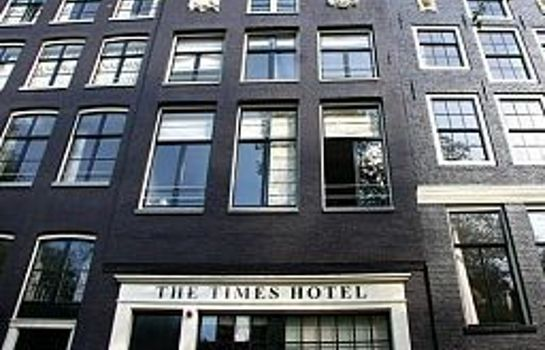 Buitenaanzicht The Times Hotel Amsterdam