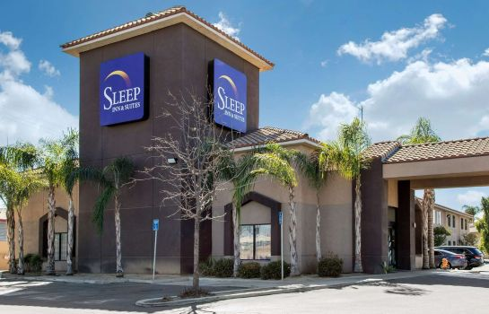 Außenansicht Sleep Inn and Suites Bakersfield North