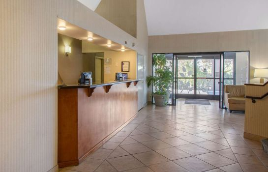 Hotelhalle Sleep Inn and Suites Bakersfield North