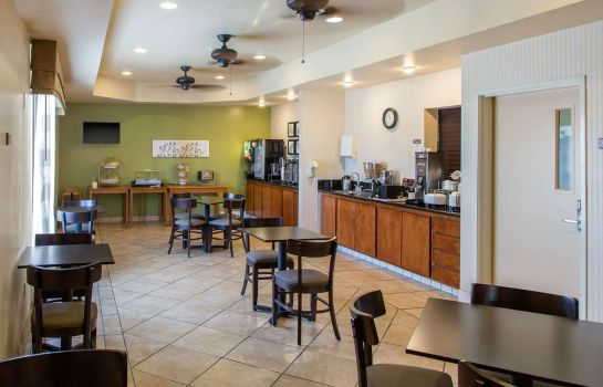 Restaurant Sleep Inn and Suites Bakersfield North