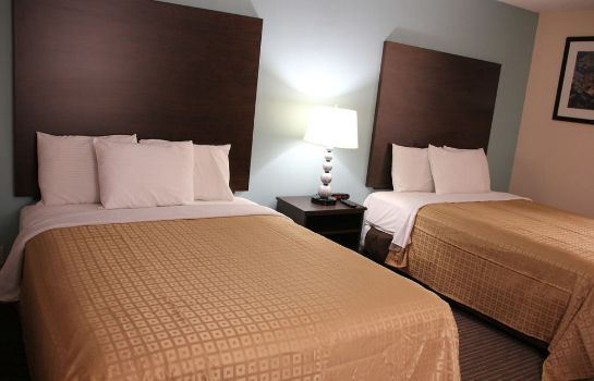 Standardzimmer Knights Inn Niagara Falls Near IAG Airport