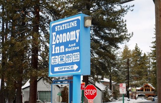 Außenansicht STATELINE ECONOMY INN-SOUTH LAKE TAHOE
