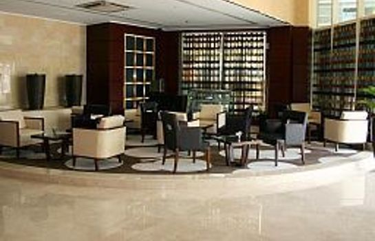 Lobby Howard Johnson Bur Dubai
