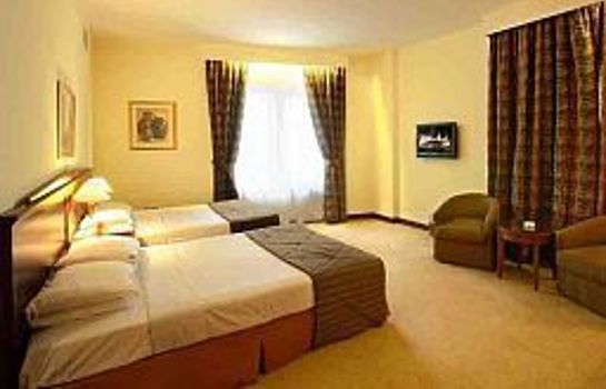Junior suite Howard Johnson Bur Dubai